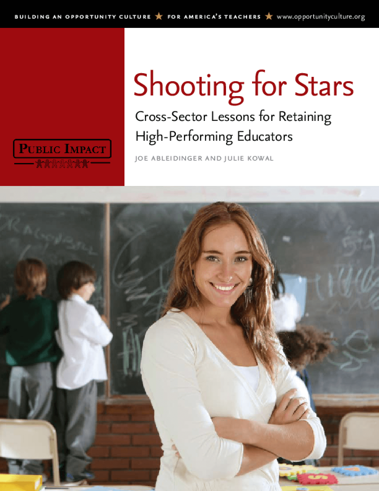 Shooting for Stars: Cross-Sector Lessons for Retaining High-Performing Educators
