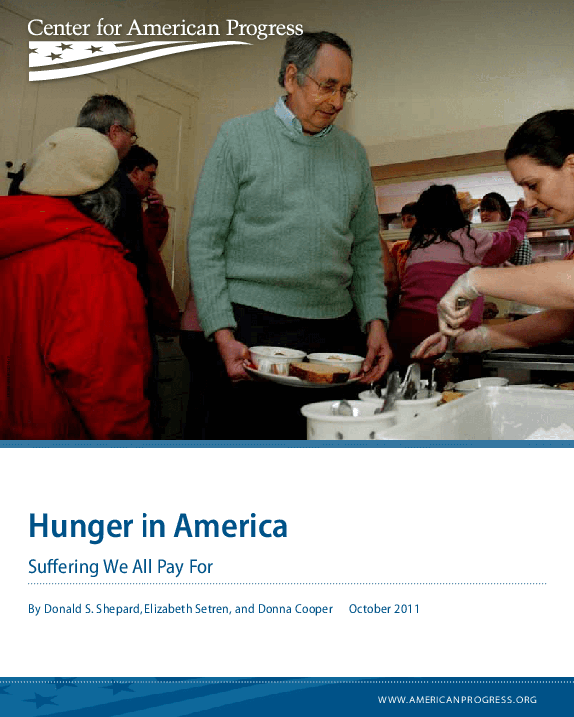 Hunger in America: Suffering We All Pay For
