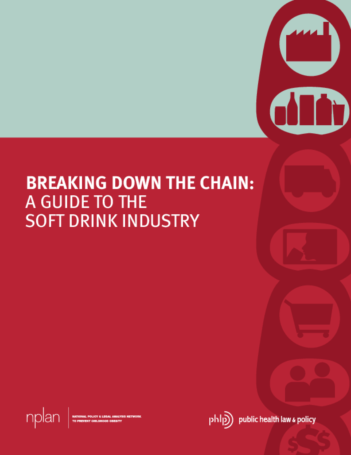 Breaking Down the Chain: A Guide to the Soft Drink Industry