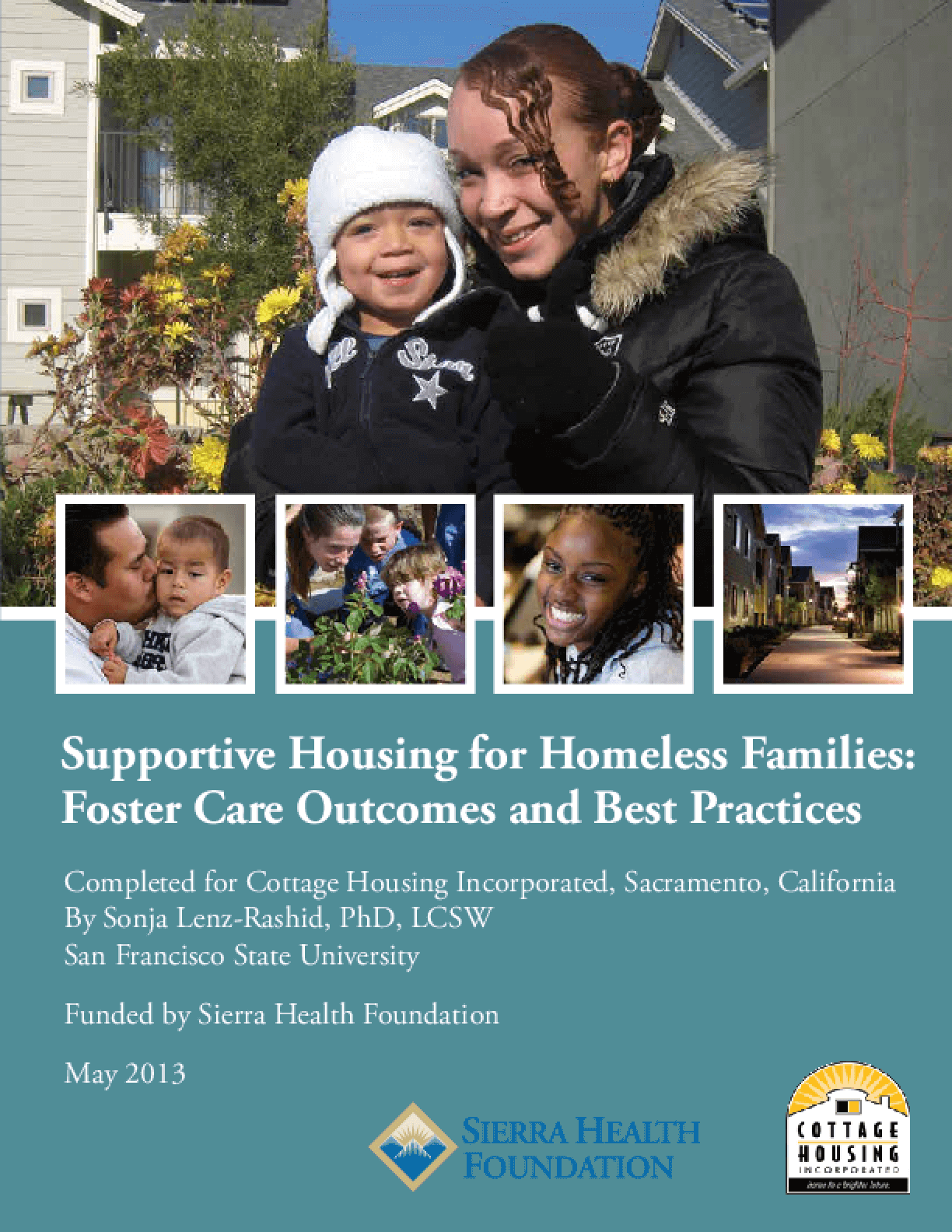 Supportive Housing for Homeless Families: Foster Care Outcomes and Best Practices