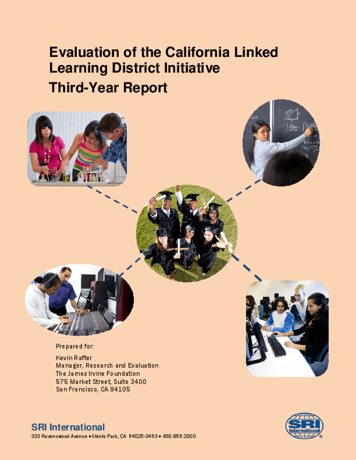Evaluation of the California Linked Learning District Initiative