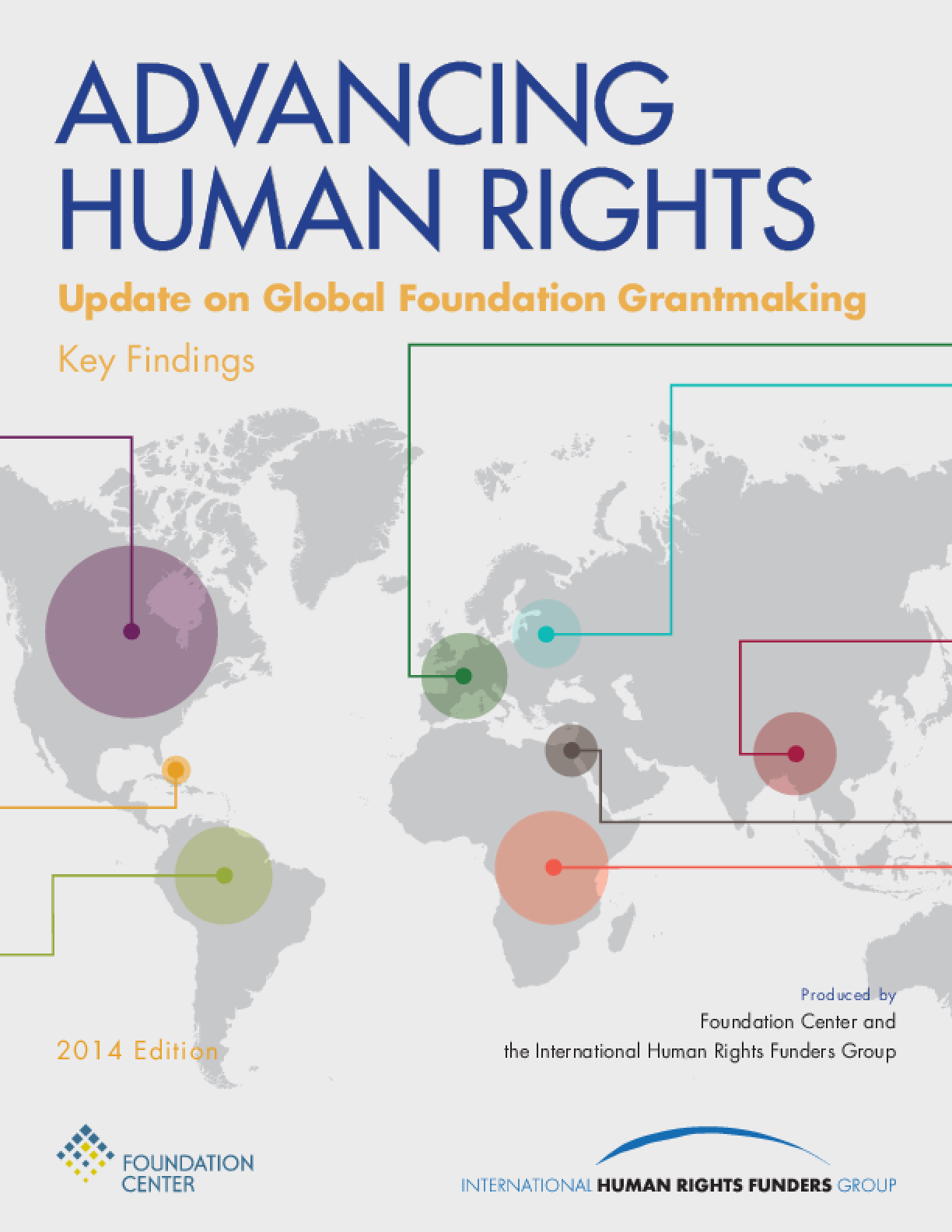 Advancing Human Rights: Update on Global Foundation Grantmaking Key Findings