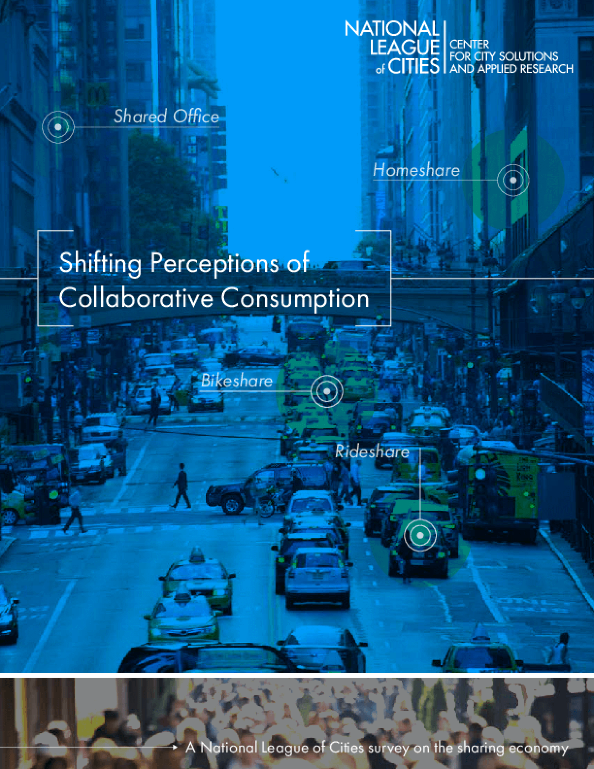 City Survey on the Sharing Economy: Shifting Perceptions of Collaborative Consumption