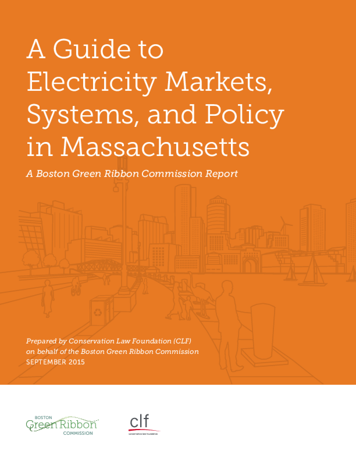 A Guide to Electricity Markets, Systems, and Policy In Massachusetts