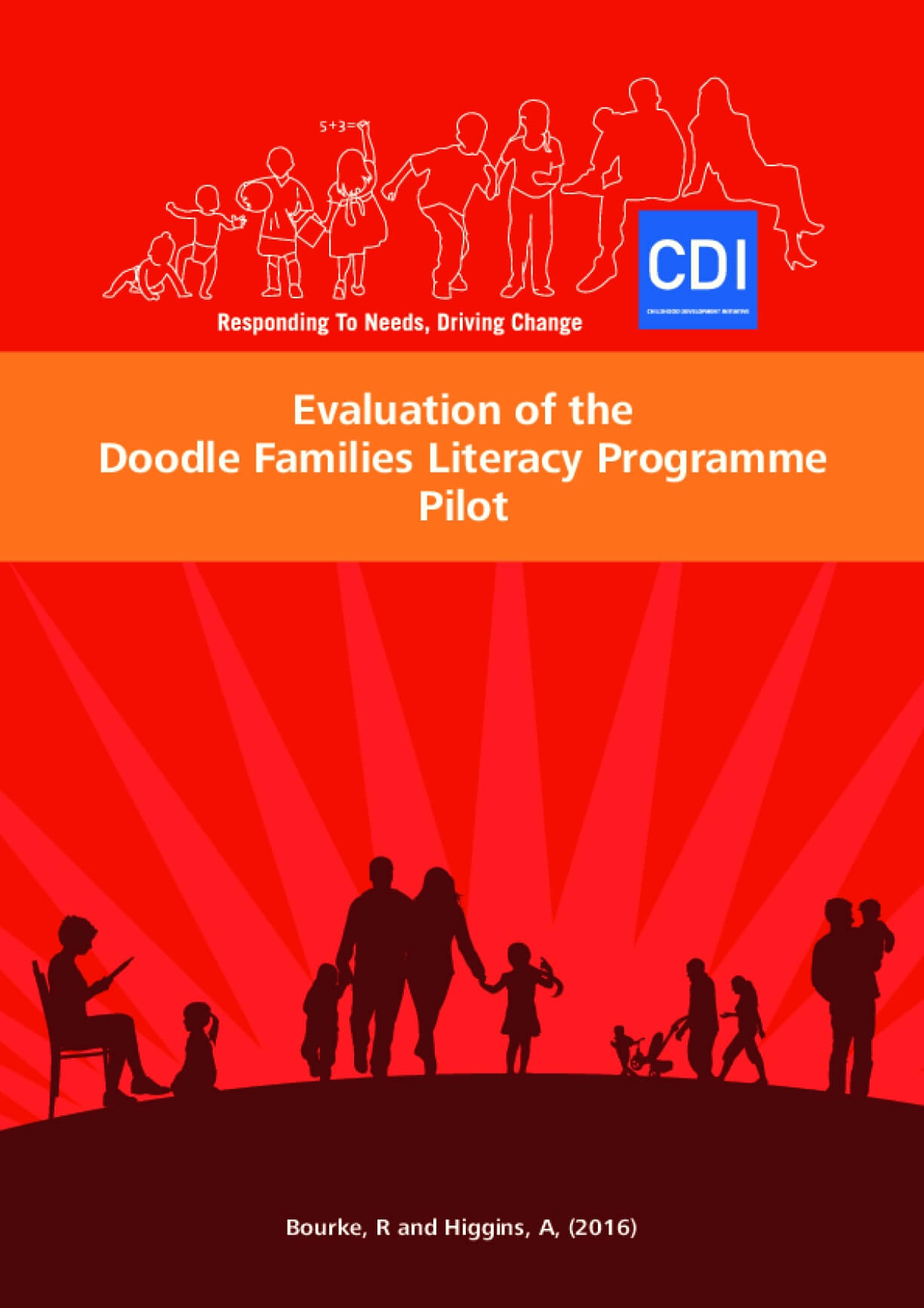 Evaluation of the Doodle Families Literacy Programme Pilot