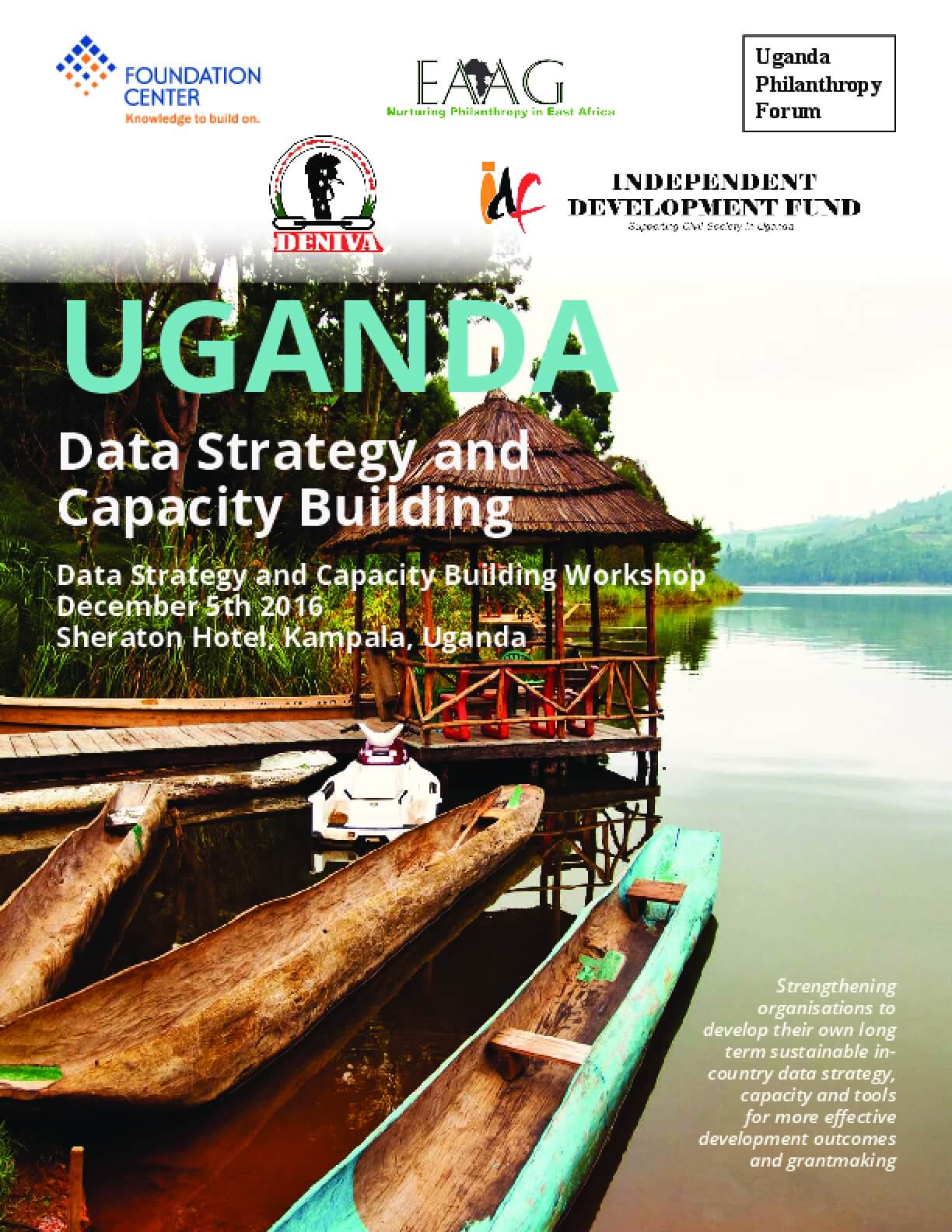 Uganda: Data Strategy and Capacity Building (2nd Report)