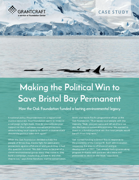 Making the Political Win to Save Bristol Bay Permanent
