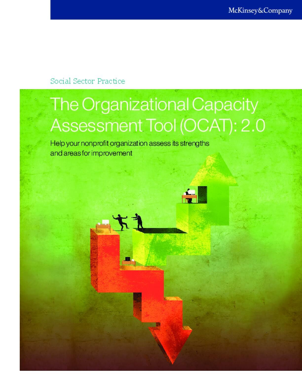Organizational Capacity Assessment Tool (OCAT): 2.0