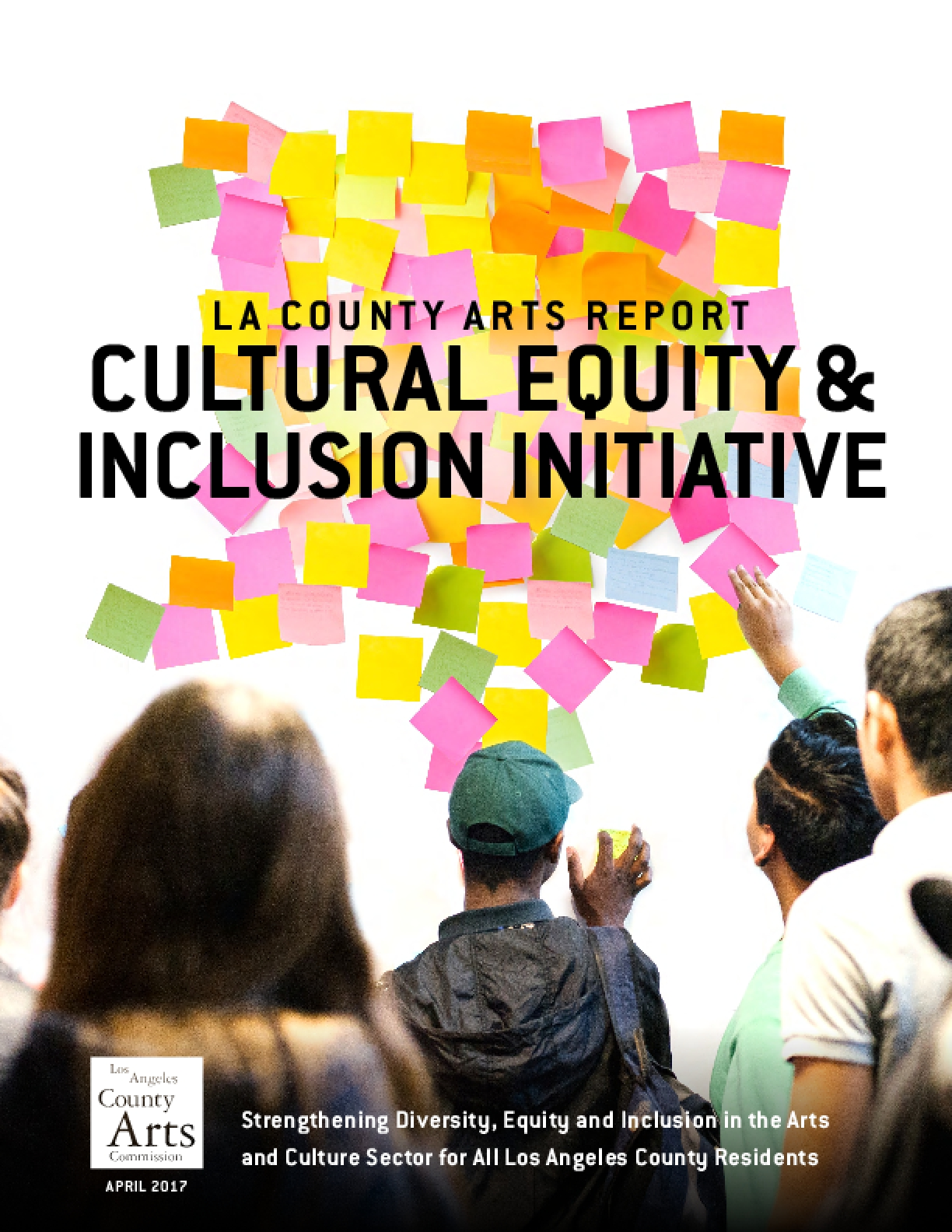 Cultural Equity and Inclusion Initiative: Final Report