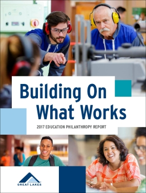 Building on What Works: 2017 Education Philanthropy Report