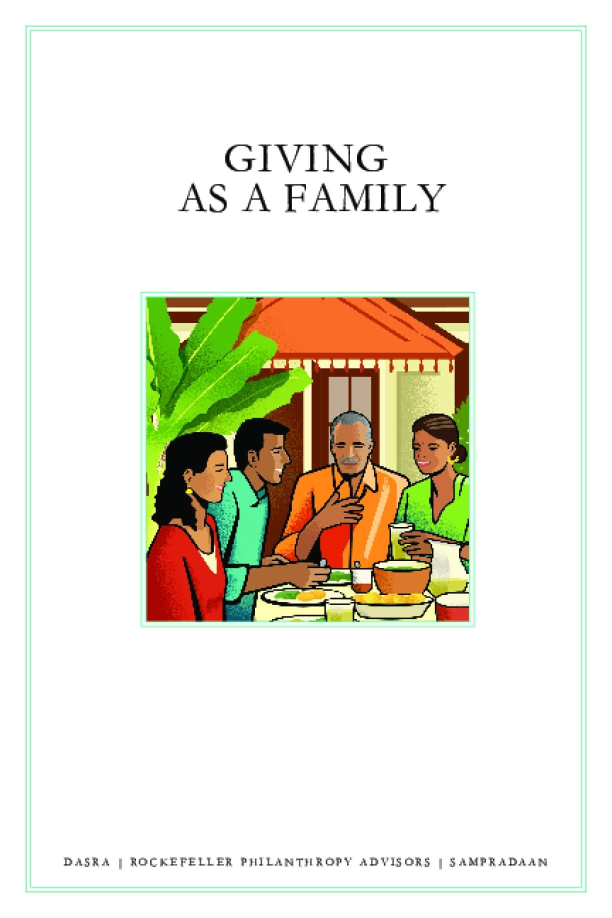 Giving As A Family