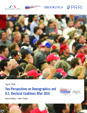 Two Perspectives on Demographics and U.S. Electoral Coalitions After 2016