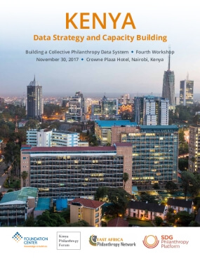 Kenya: Data Strategy and Capacity Building (Fourth Workshop)
