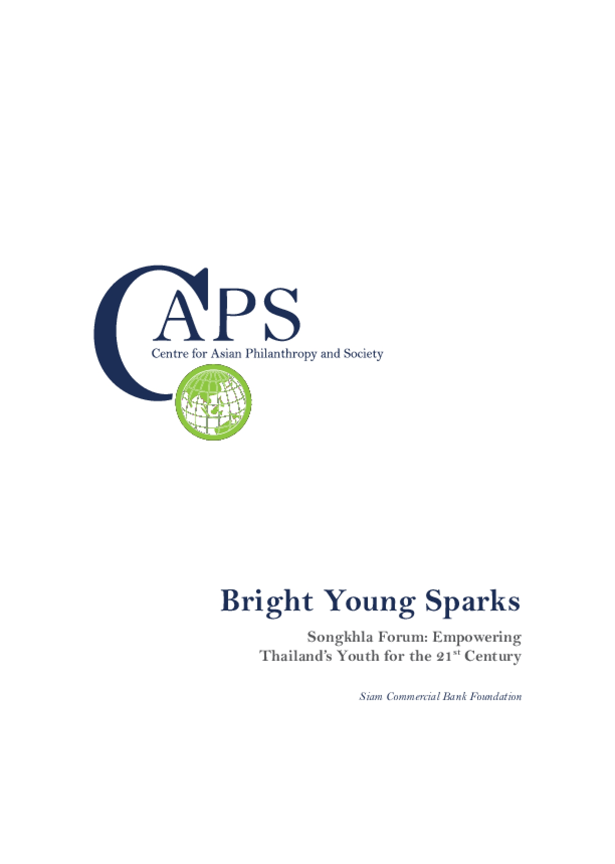 Bright Young Sparks
