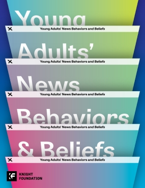 Young Adults' News Behaviors and Beliefs