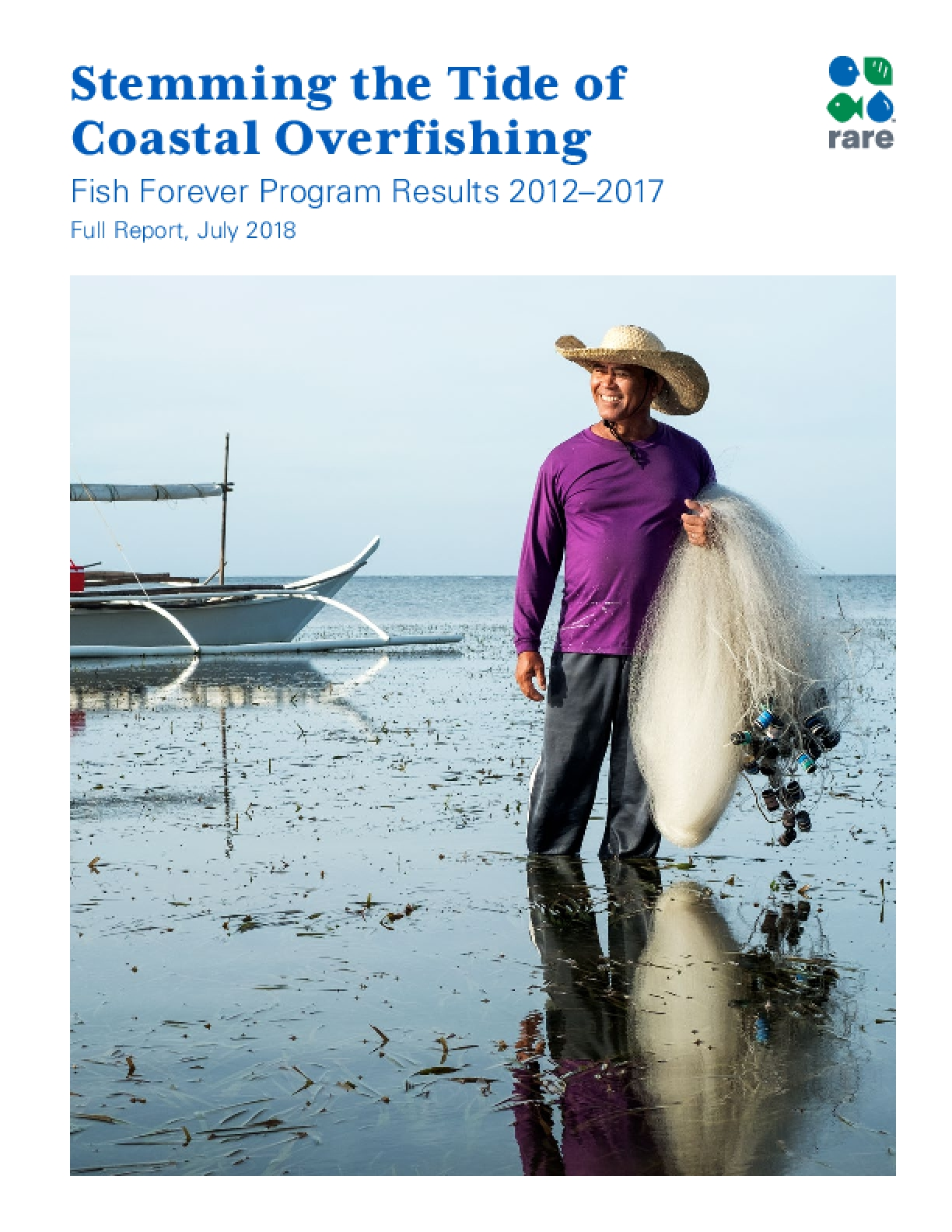 Stemming the Tide of Coastal Overfishing: Fish Forever Program Results 2012–2017