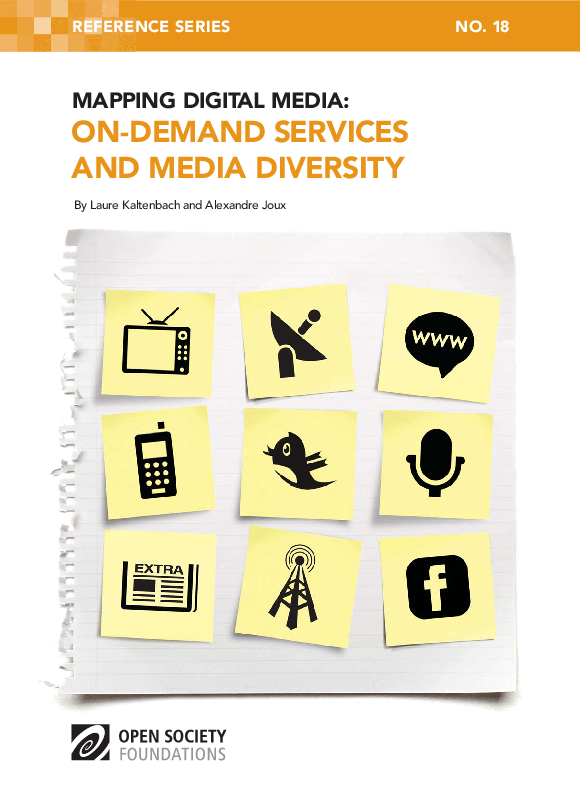 Mapping Digital Media: On-Demand Services and Media Diversity