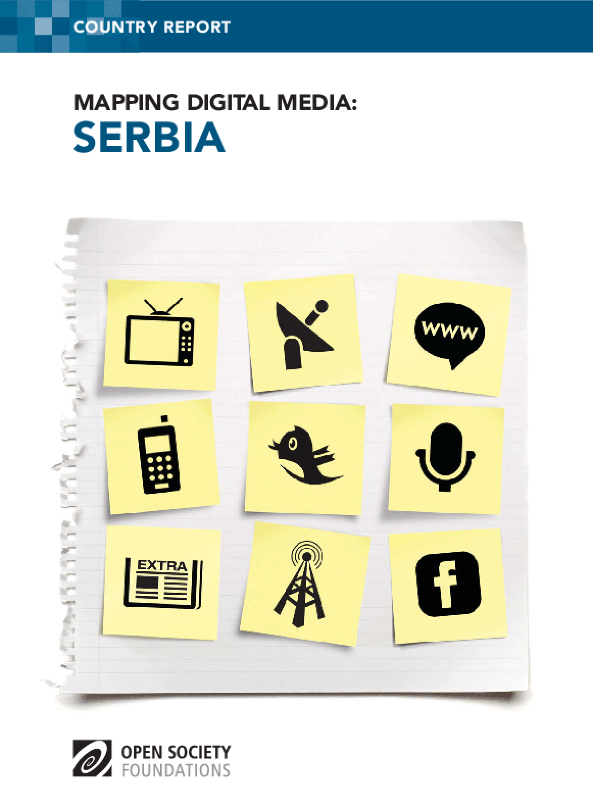 Mapping Digital Media: Serbia