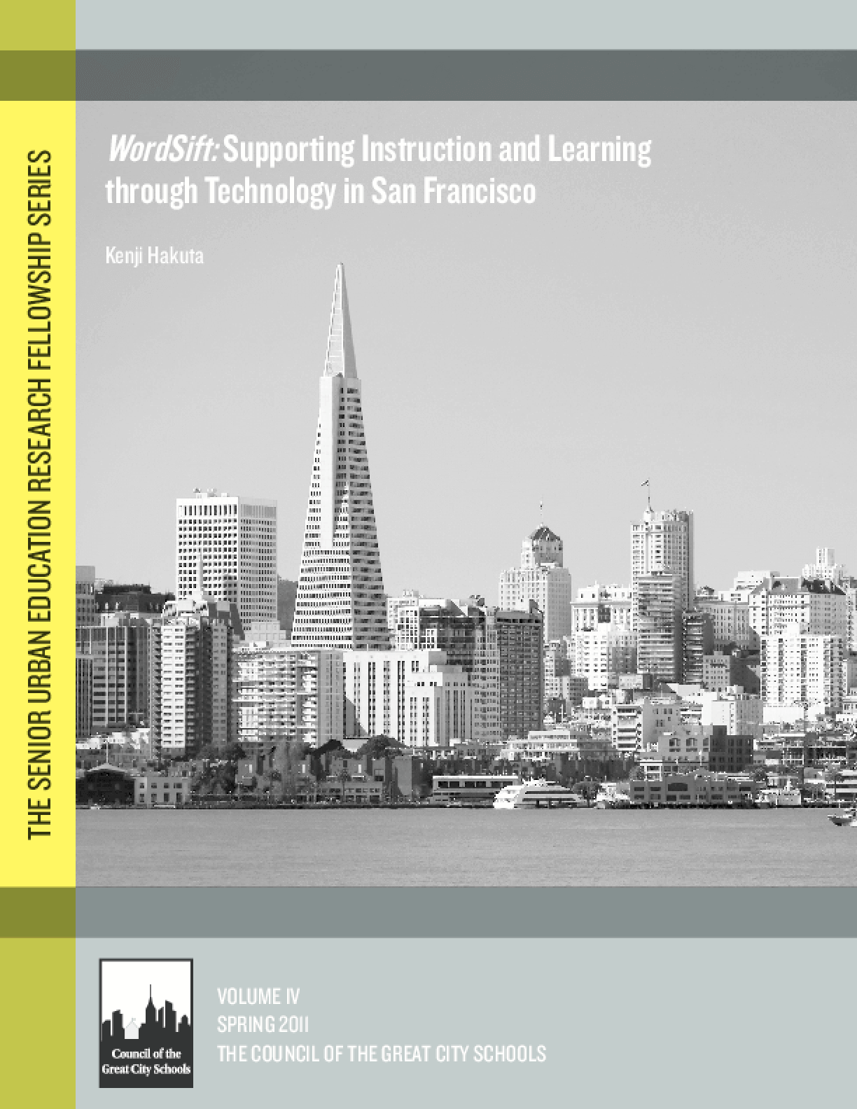 WordSift: Supporting Instruction and Learning Through Technology in San Francisco