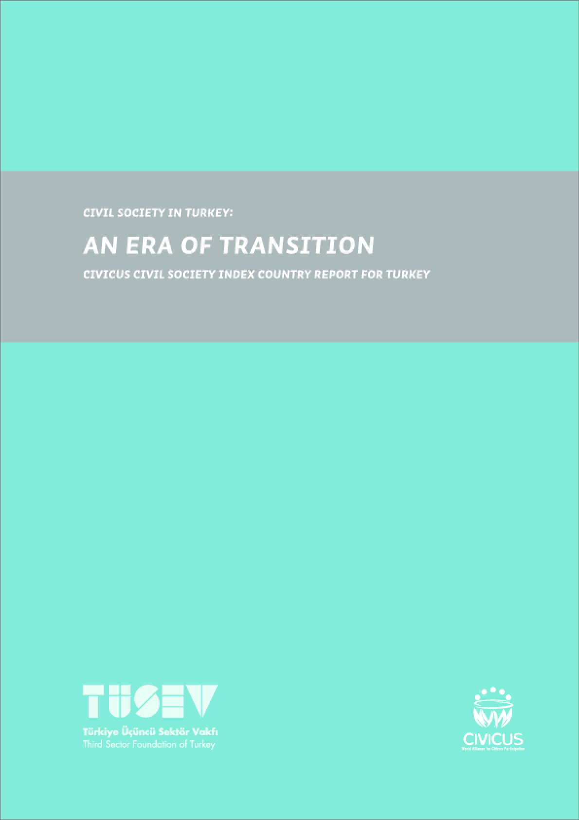 Civil Society in Turkey: An Era of Transition