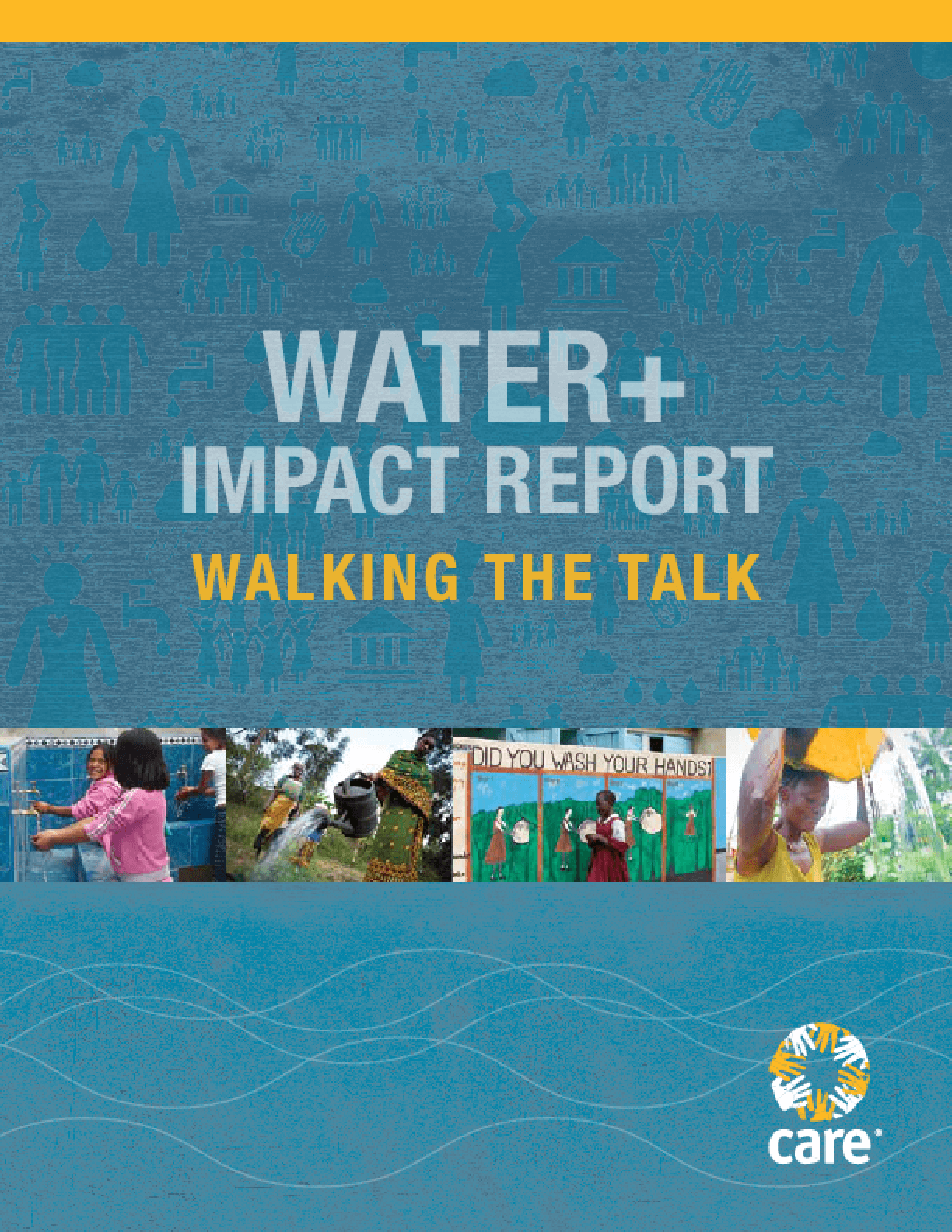 Water+ Impact Report: Walking the Talk