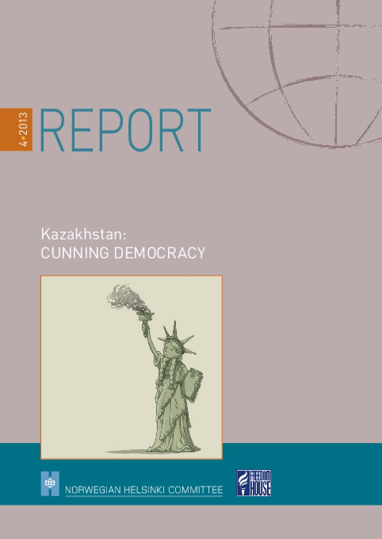 Kazakhstan: Cunning Democracy