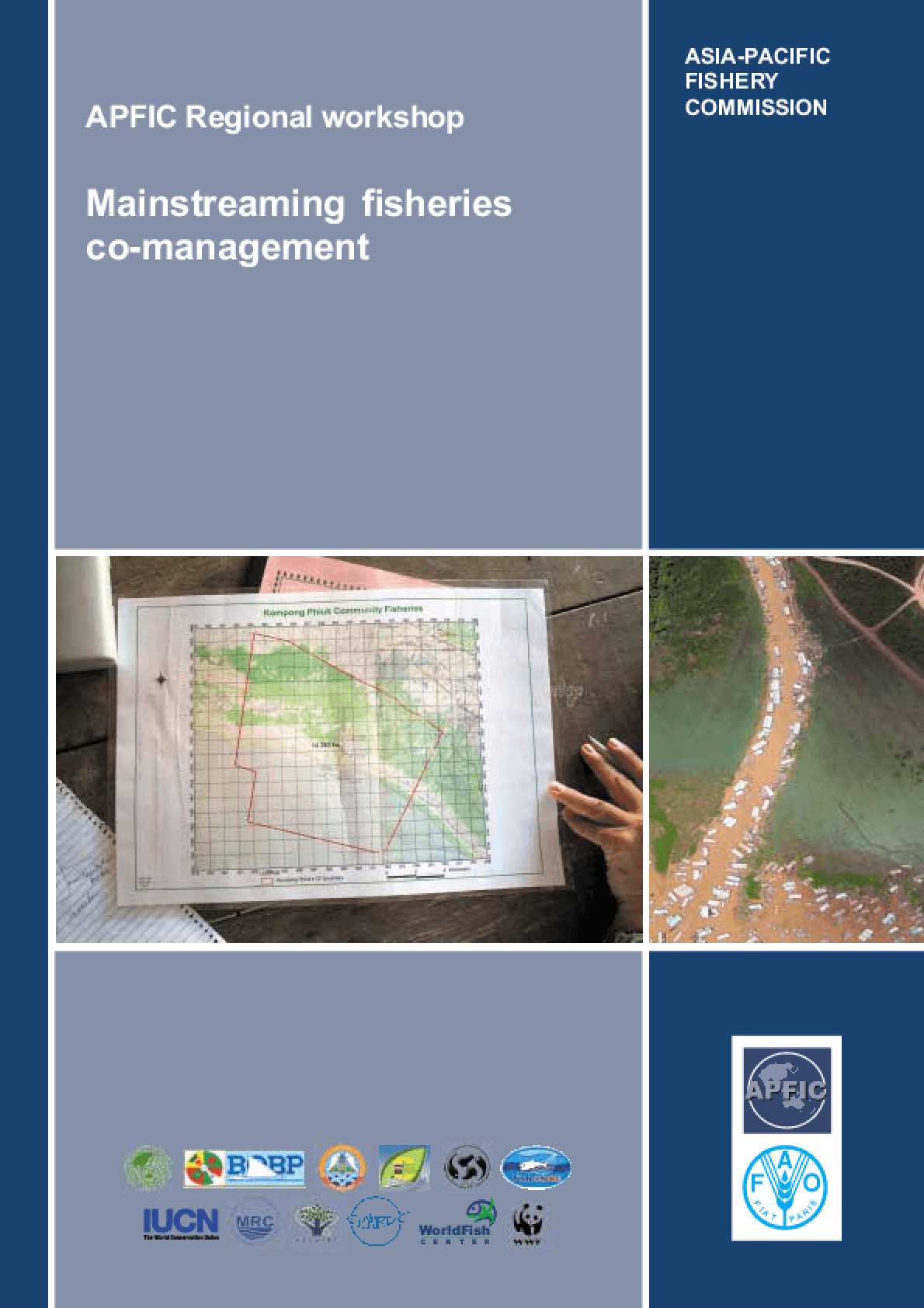"""APFIC Regional Workshop on """"Mainstreaming Fisheries Co-management"""""""