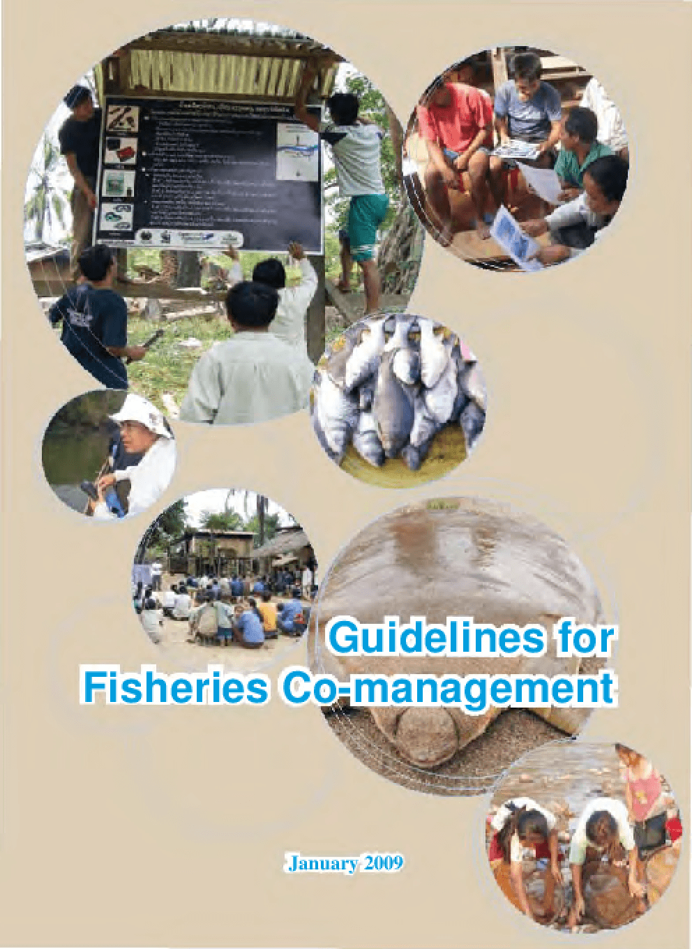 Guidelines for Fisheries Co-managment