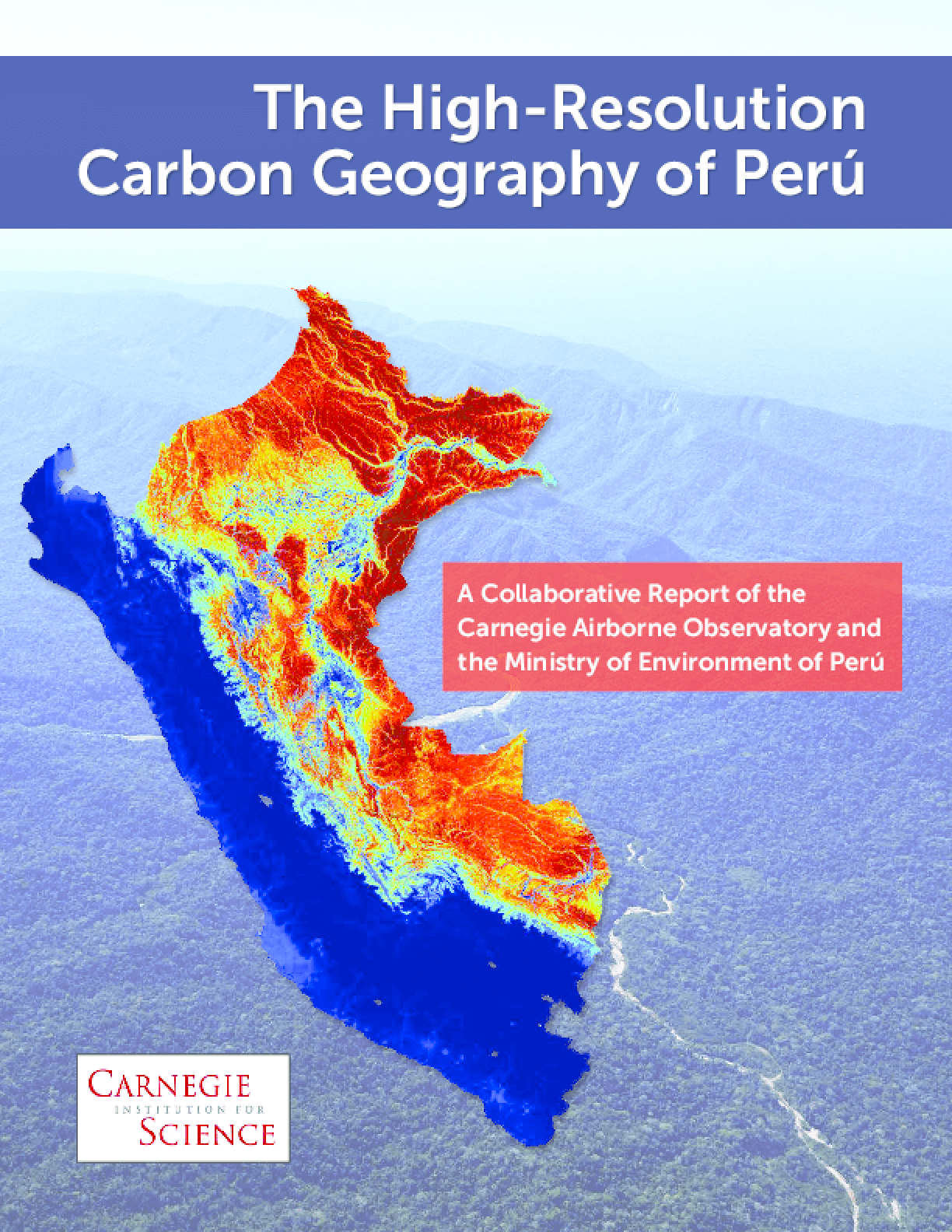 The High-Rise Resolution Carbon Geography of Peru