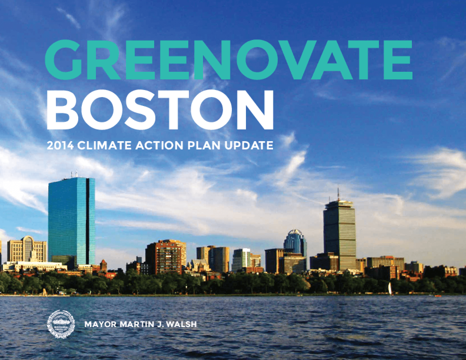 Greenovate Boston: 2014 Climate Action Plan Update