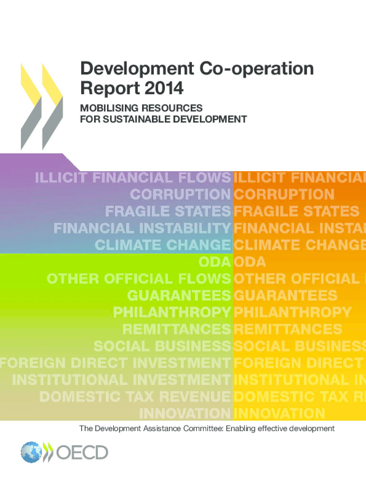Development Co-operation Report 2014: Mobilising Resources for Sustainable Development