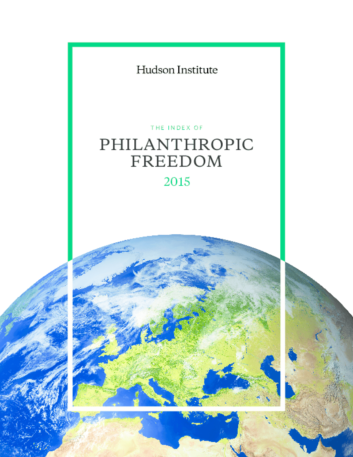 Index of Philanthropic Freedom 2015