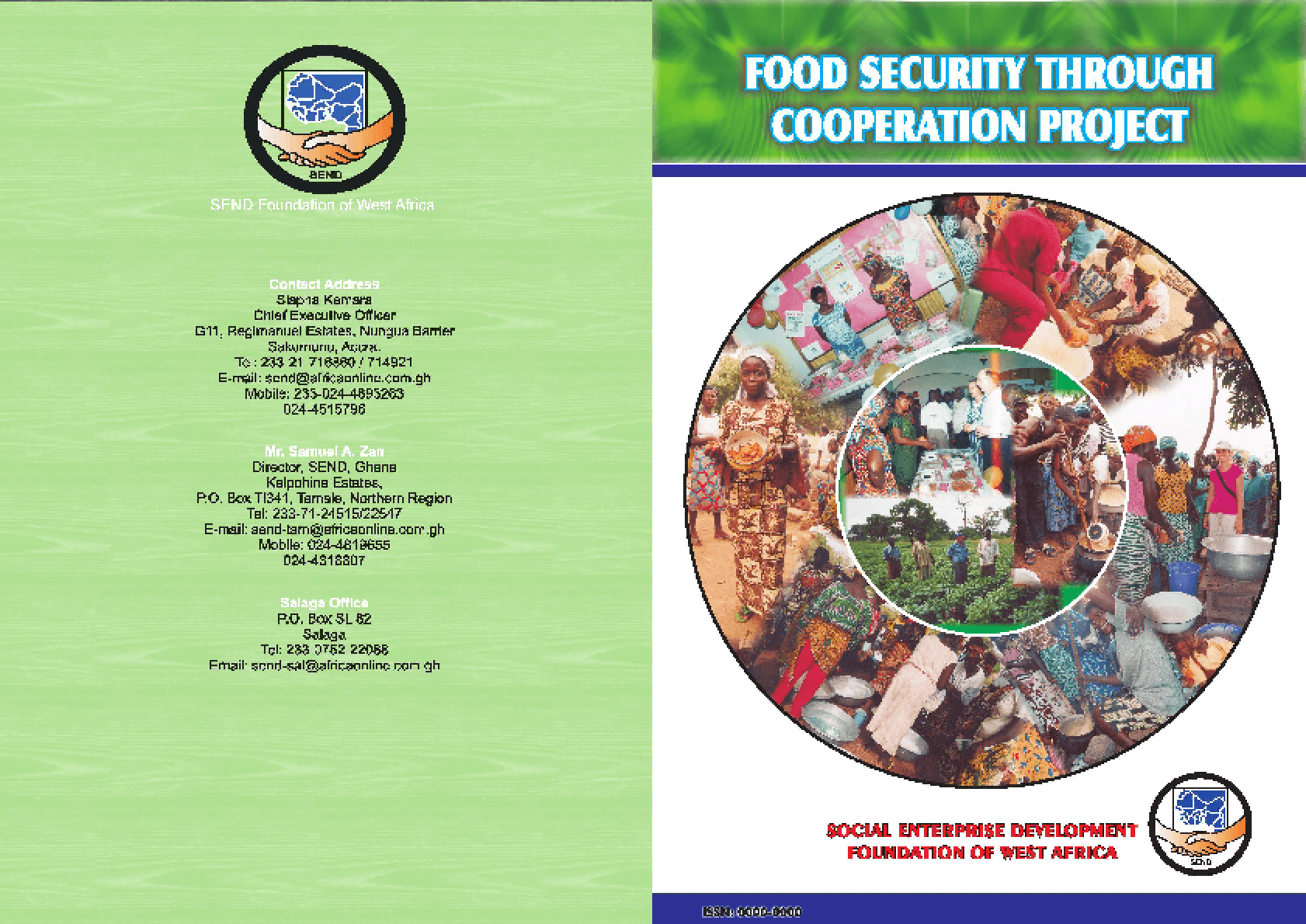 Food security through cooperation project