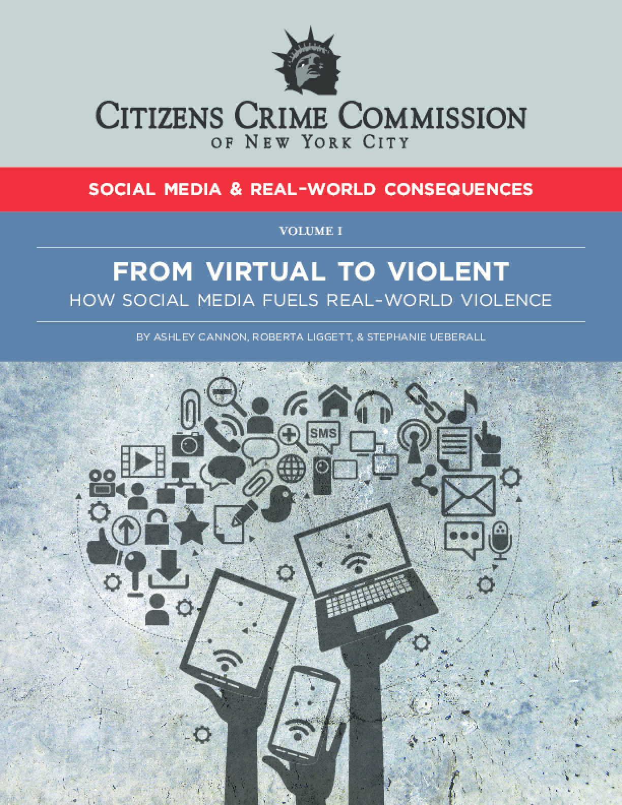 Social Media and Real-World Consequences: Volume 1 - From Virtual to Violent: How Social Media Fuels Real-World Violence