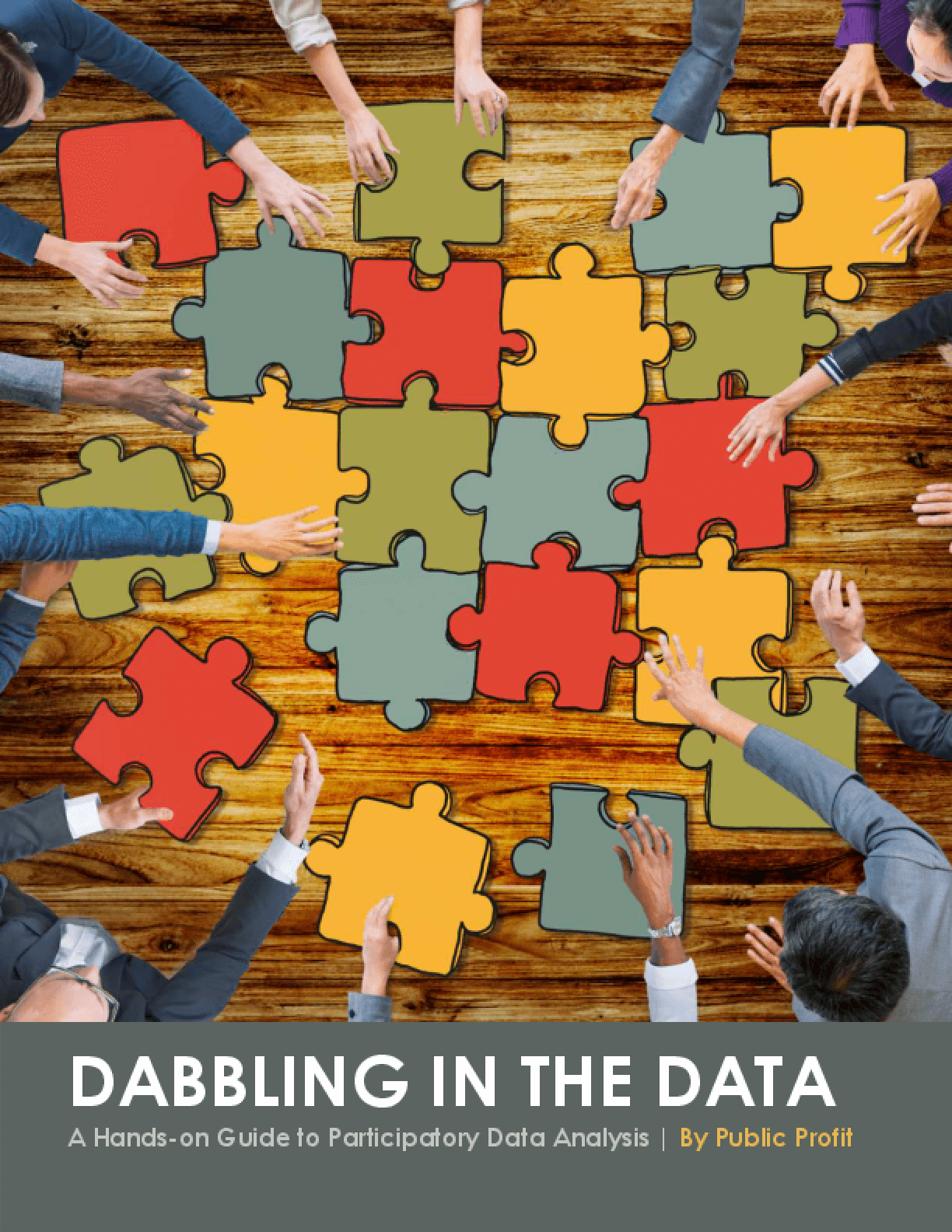 Dabbling in the Data: A Hands-on Guide to Participatory Data Analysis