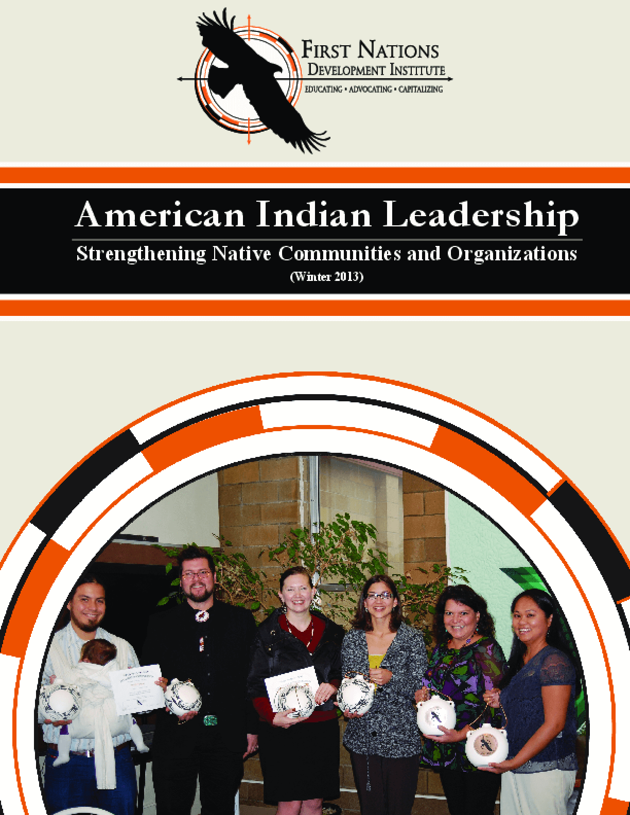 American Indian Leadership: Strengthening Native Communities and Organizations (Winter 2013)