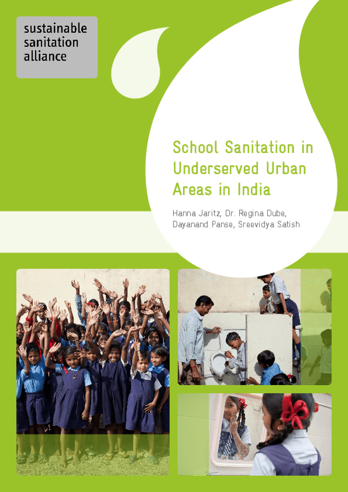 School Sanitation in Underserved Urban Areas in India