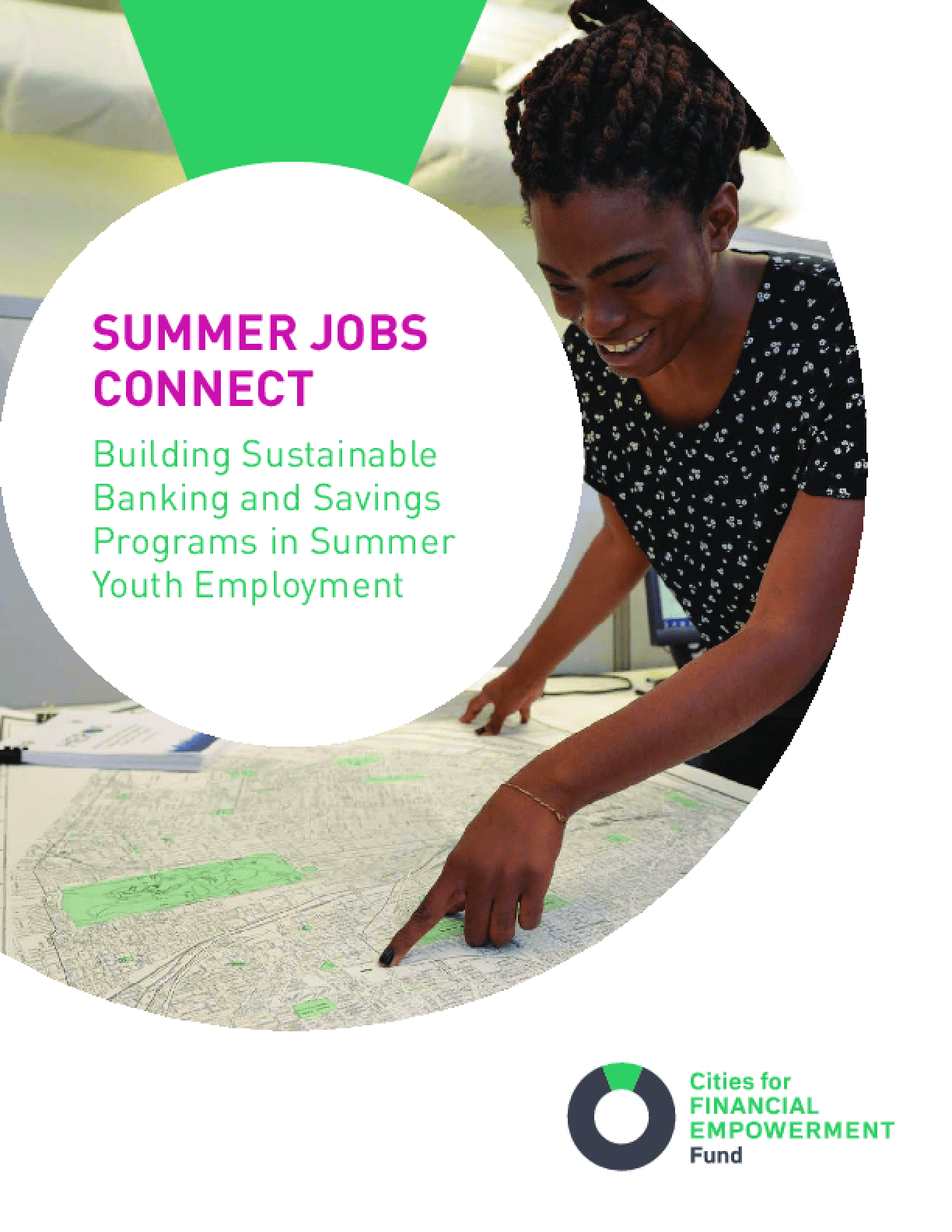 Summer Jobs Connect: Building Sustainable Banking and Savings Programs in Summer Youth Employment