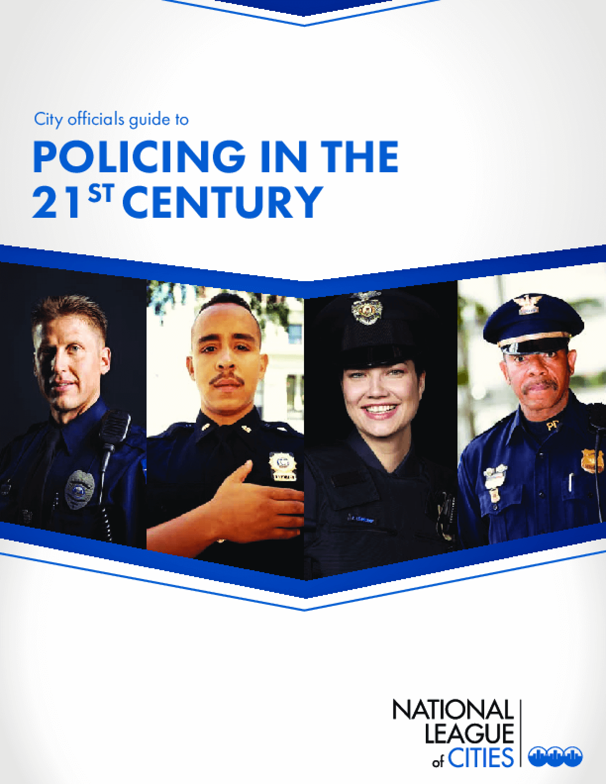 City Officials Guide to Policing in the 21st Century