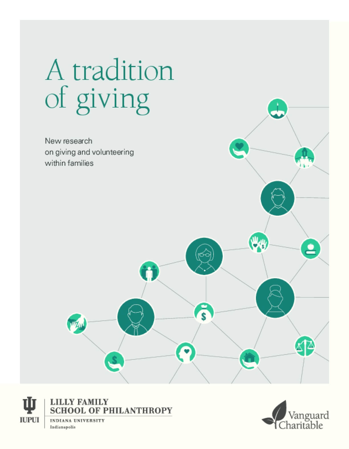A Tradition of Giving: New Research on Giving and Volunteering Within Families