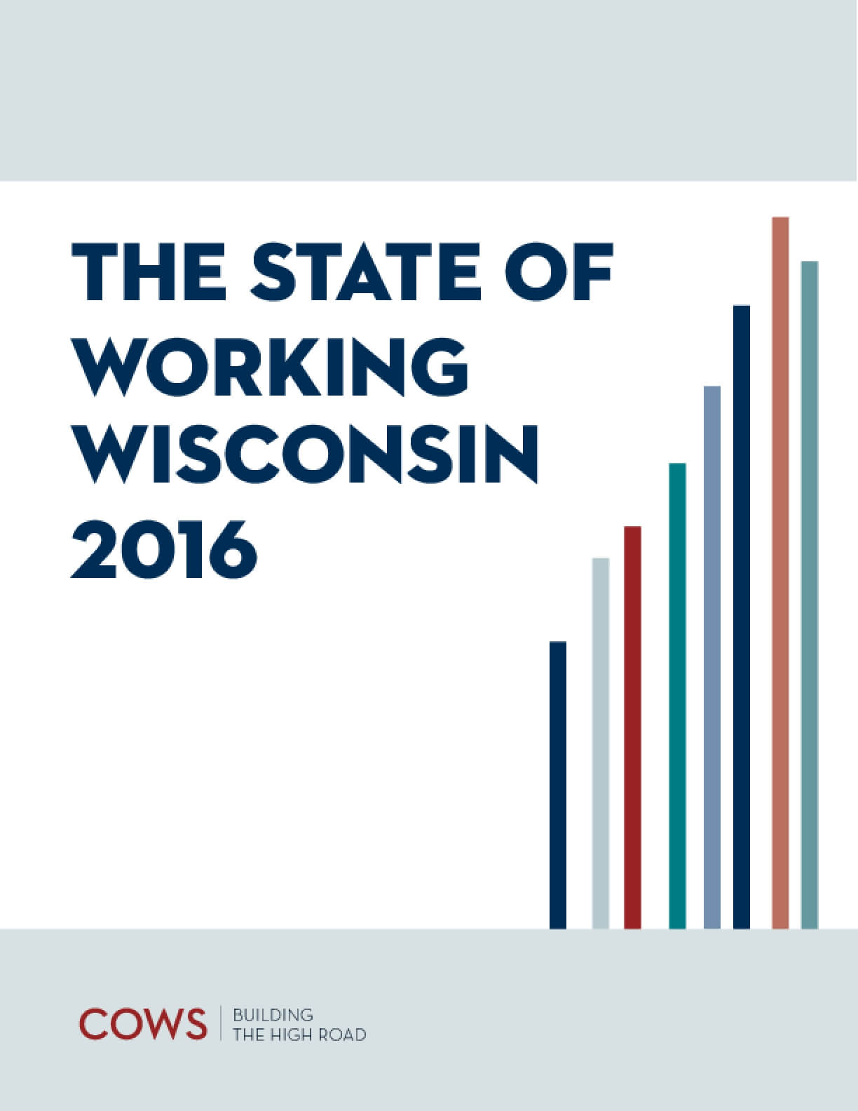 The State of Working Wisconsin 2016