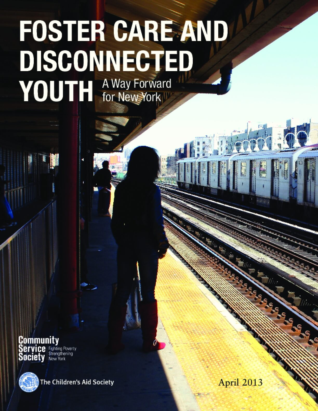 Foster Care and Disconnected Youth: A Way Forward for New York