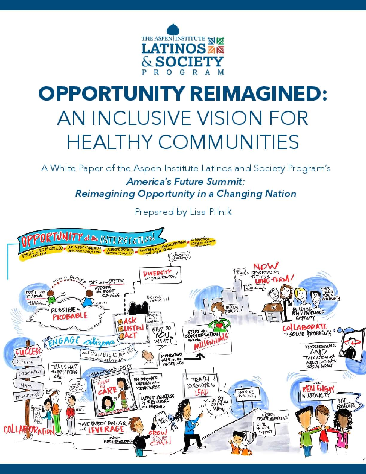 Opportunity Reimagined: An Inclusive Vision for Healthy Communities