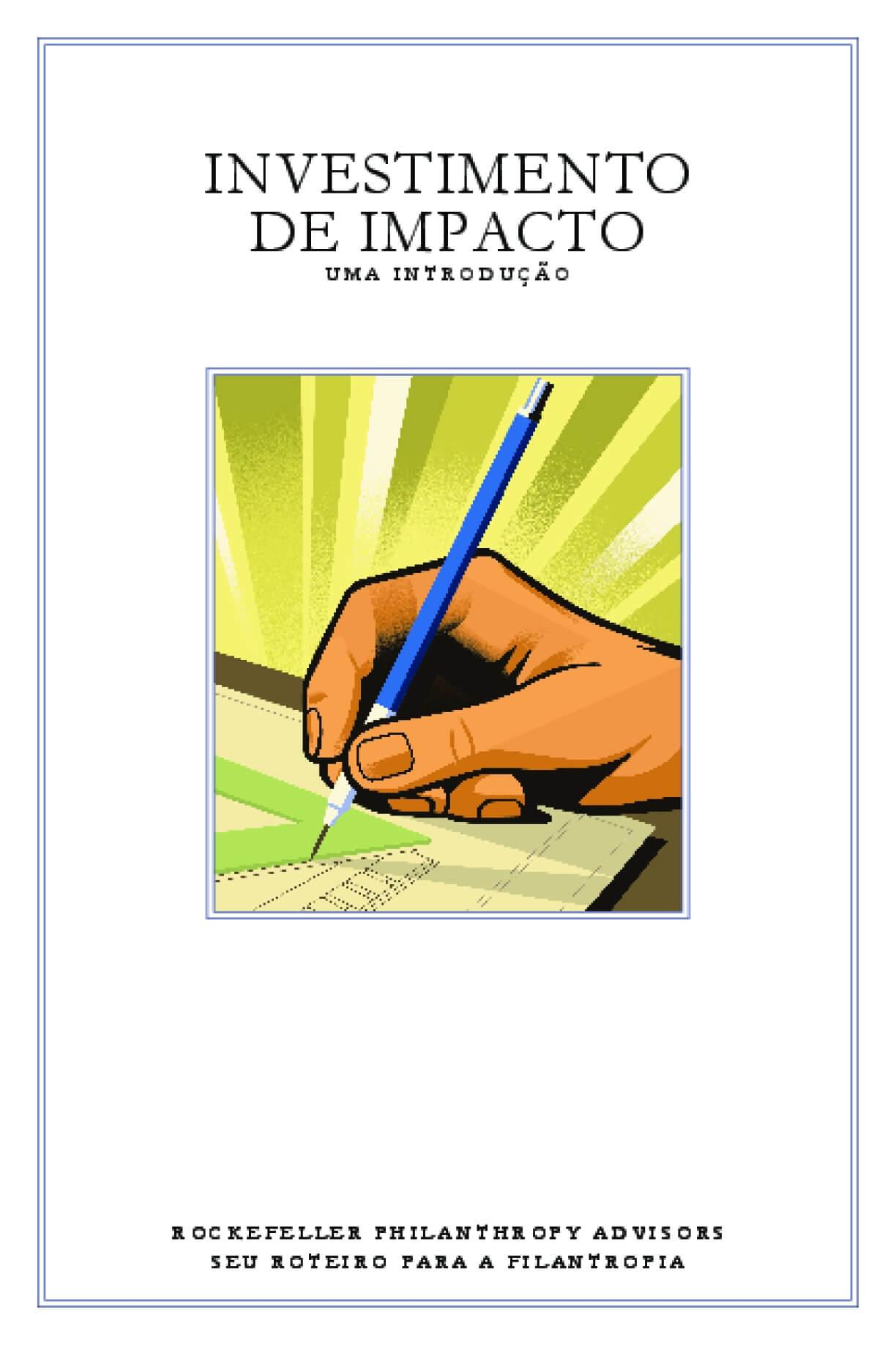 Investimento de Impacto: uma introdução
