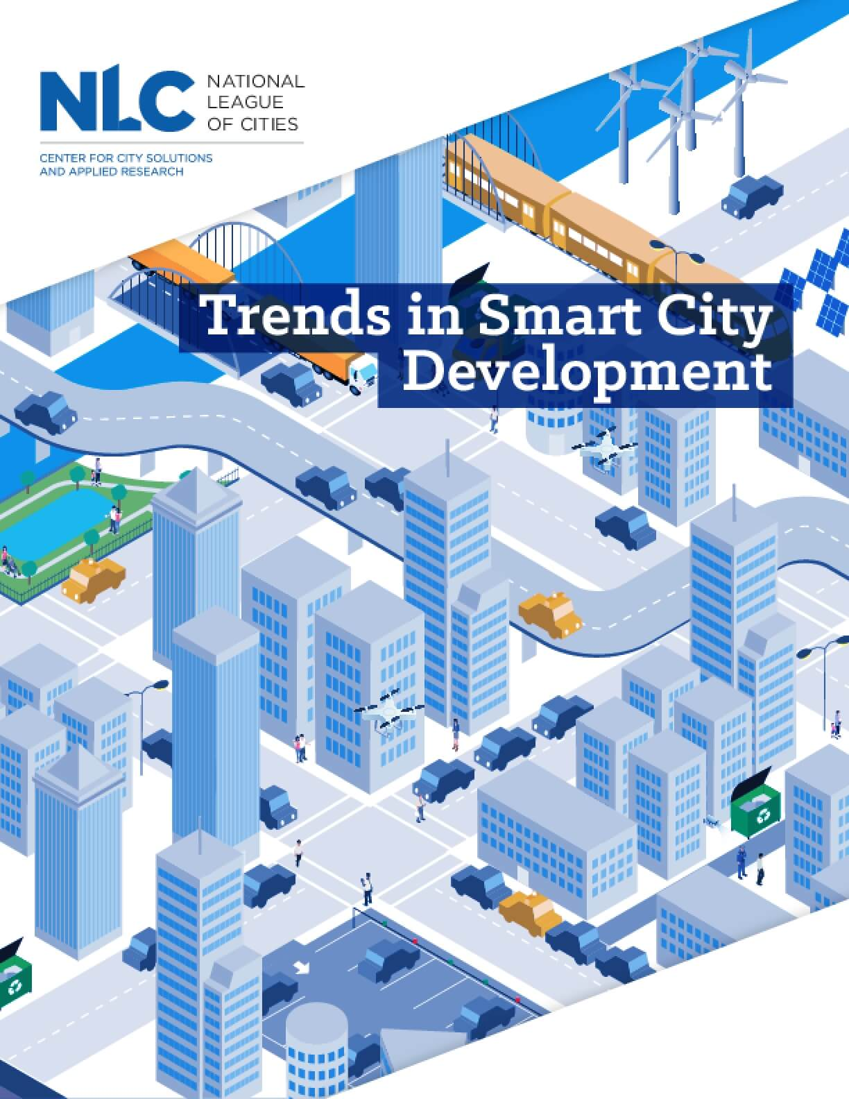 Trends in Smart City Development