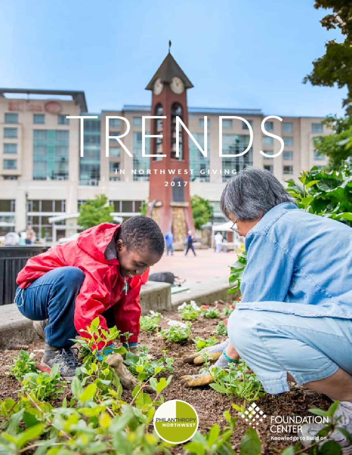 Trends in Northwest Giving 2017
