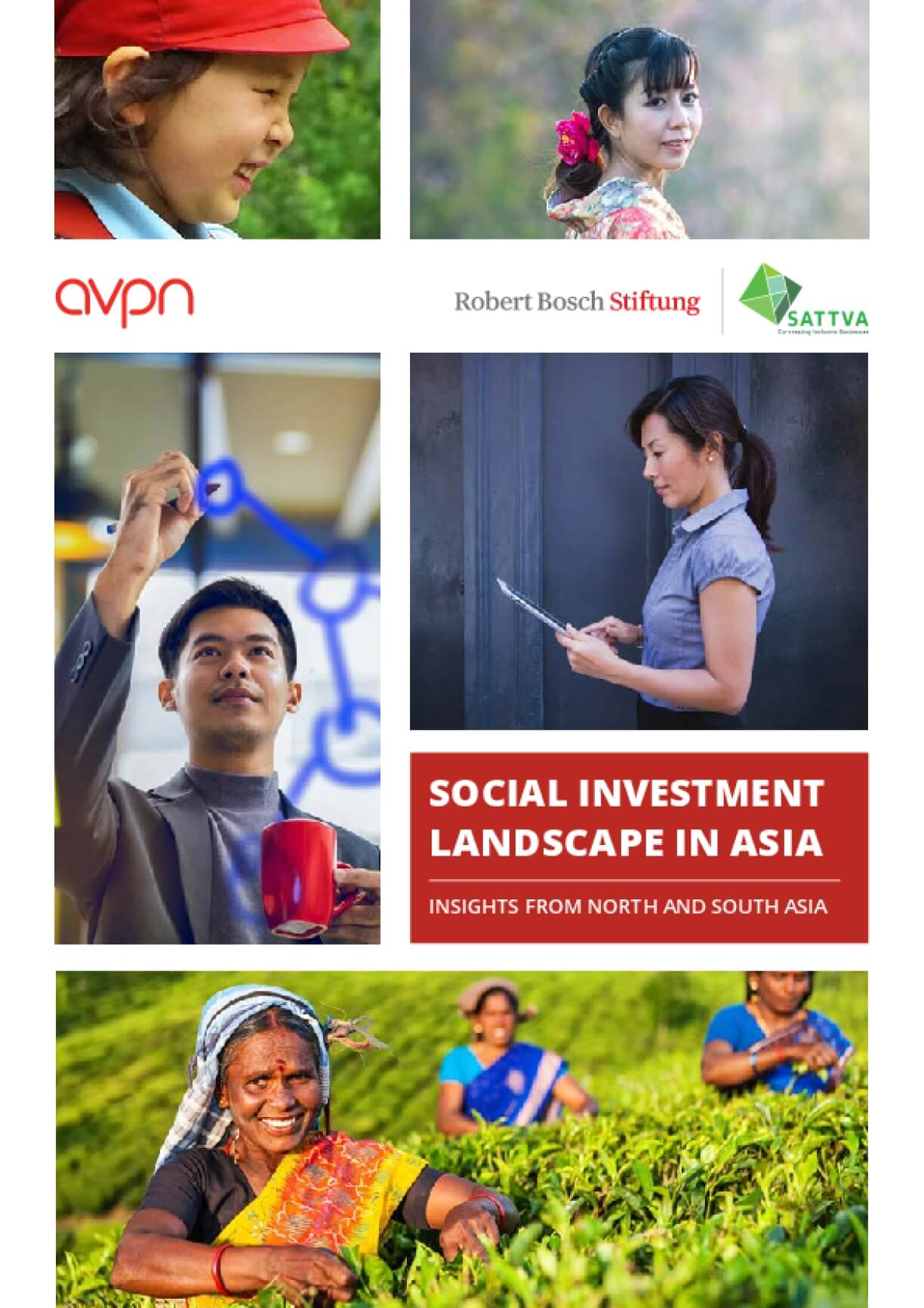 Social Investment Landscape in Asia: Insights from North and South Asia