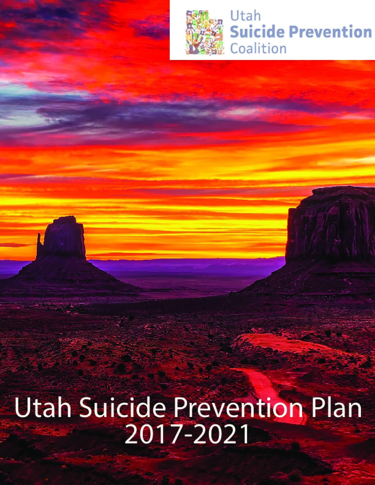 Utah Suicide Prevention Plan 2017-2021