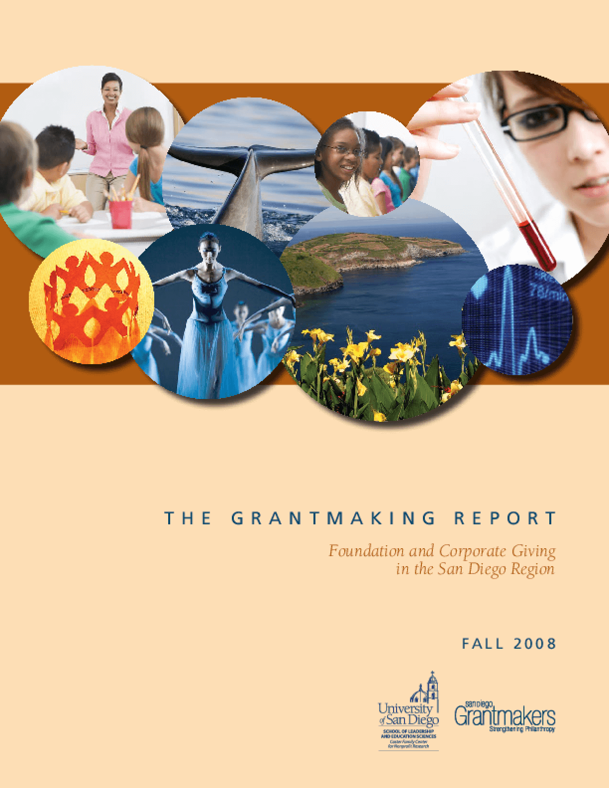 The Grantmaking Report: Foundation and Corporate Giving in the San Diego Region