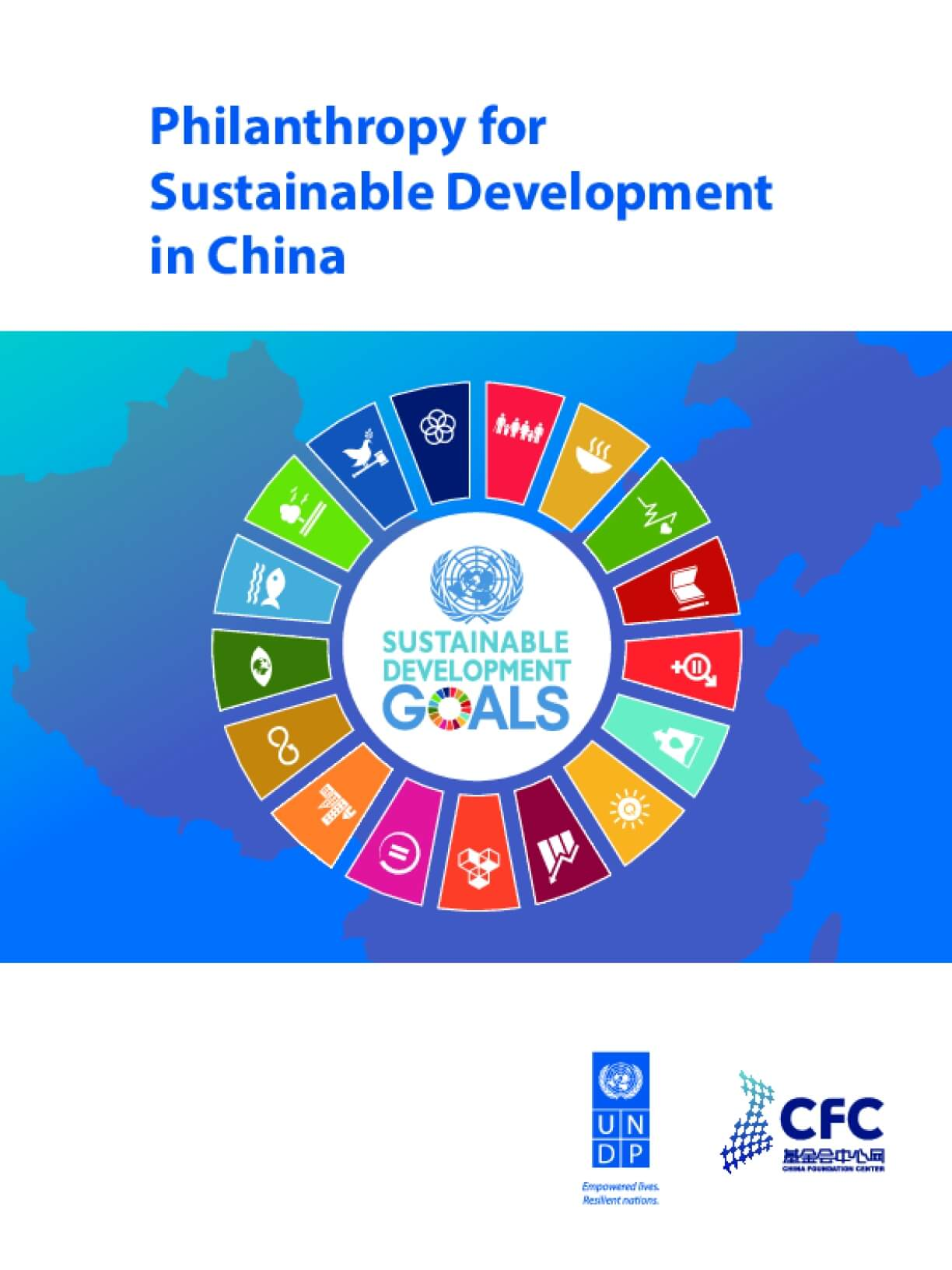 Philanthropy for Sustainable Development in China